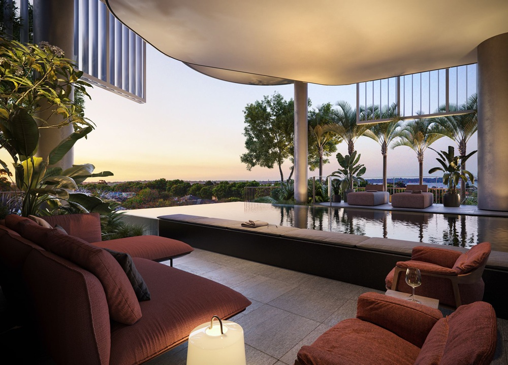Received Development Approval for Forbes Residences